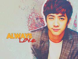Always Love. by NileyJoyrus14