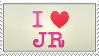 I Love JR by NileyJoyrus14