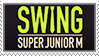 Super Junior M - Swing Logo by NileyJoyrus14