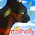 Fishtailholly icon 1 by GoldenDragonART