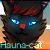 Hauna-cat icon by GoldenDragonART