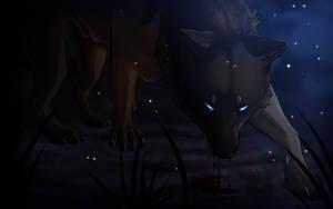 The Night's Stalker by GoldenDragonART