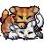 Cuddles - F2U icon by GoldenDragonART