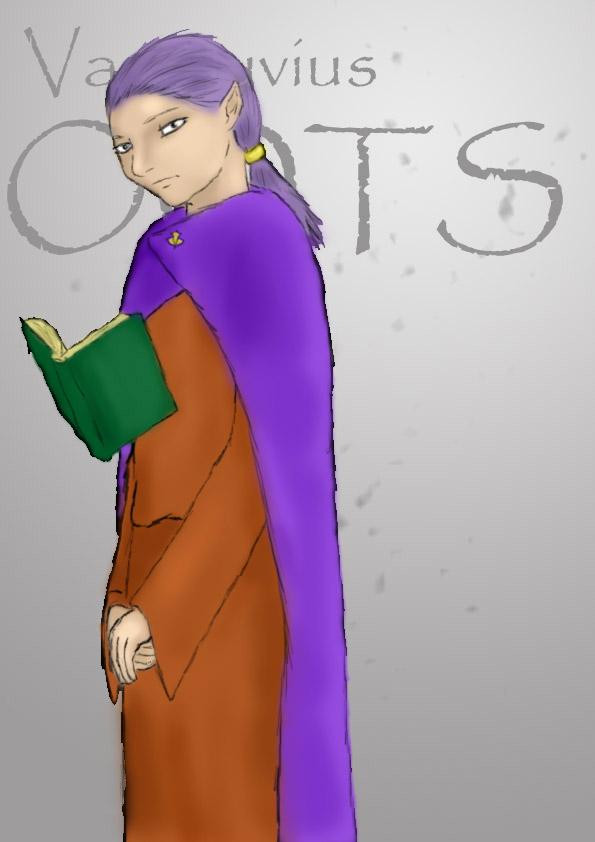 Vaarsuvius (OotS) by Afreon