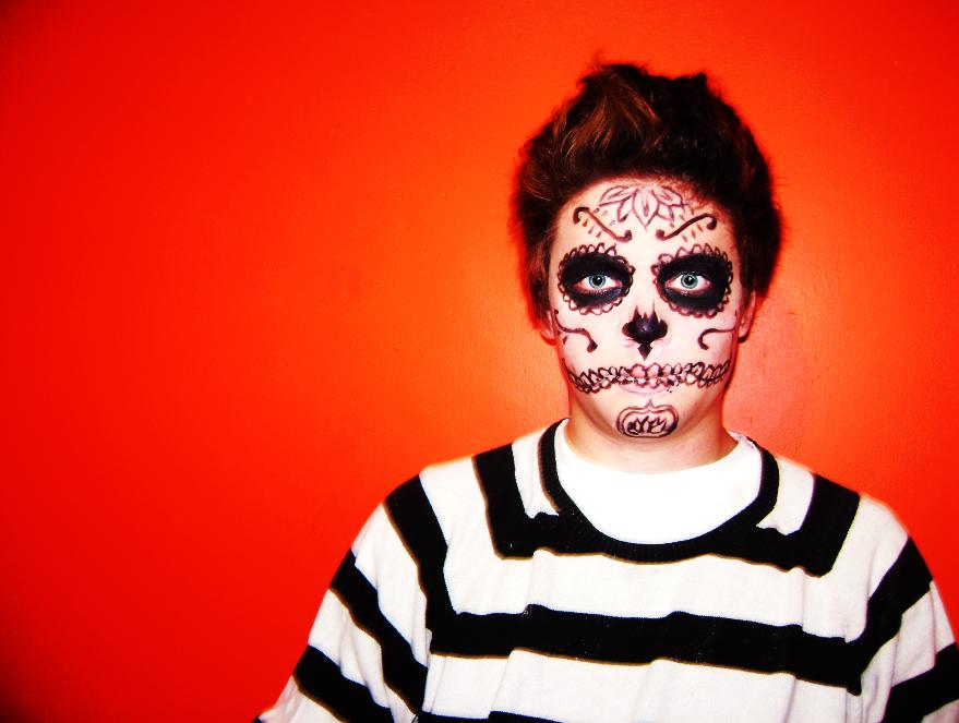 50 Sugar Skull makeup ideas - skullspiration.com
