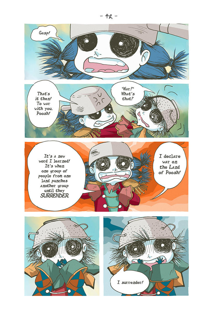 Sad Circus page 42 by Tavicat