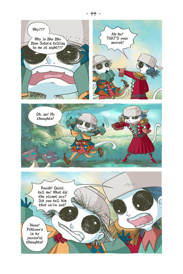Sad Circus page 44 by Tavicat