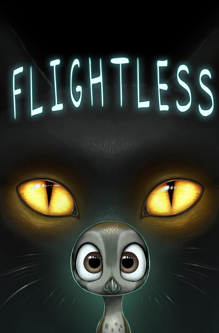 Flightless poster by Maximum993