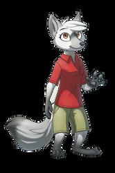 Alex fox by Maximum993