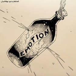 18, Bottle by Maximum993