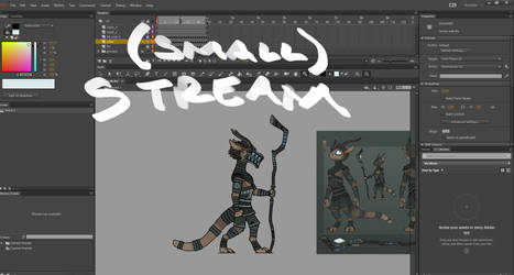 Streaming animation by Maximum993
