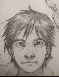 Delta sketch by Maximum993