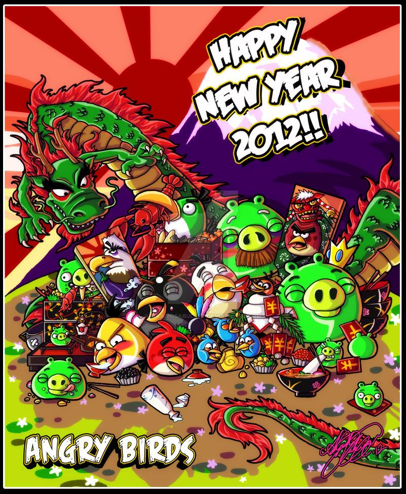 New Years 2012 By MariposaBullet On DeviantArt