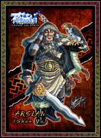 Arslan (Shan Yu) - Profile by MariposaBullet