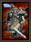 Arslan (Shan Yu) - Profile