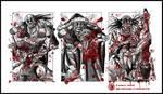 SHAN YU - DEVASTATION TO MY ENEMIES!! by MariposaBullet