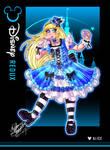 Disney Redux - Alice by MariposaBullet