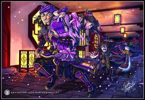 Kidnap Your Solatium!! by MariposaBullet