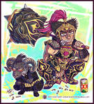 Black Sheep of the Koei Fandom by MariposaBullet