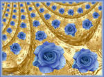 Blue Blue Roses