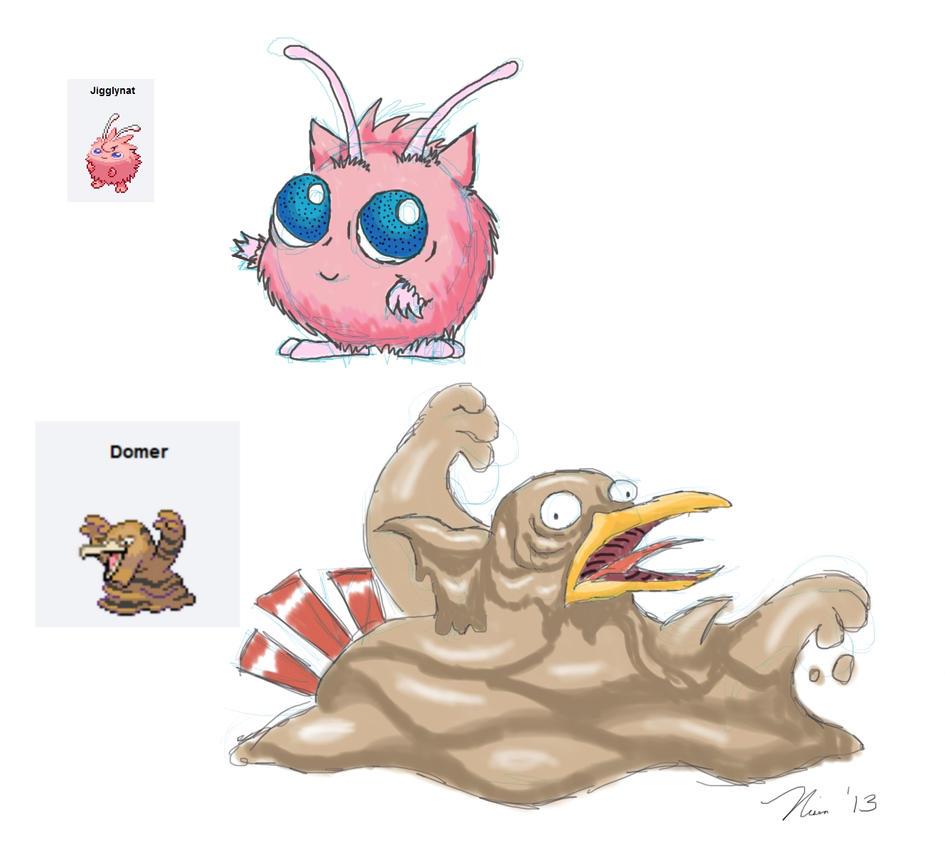pokemon fusion part 1 by magefeathers on deviantart