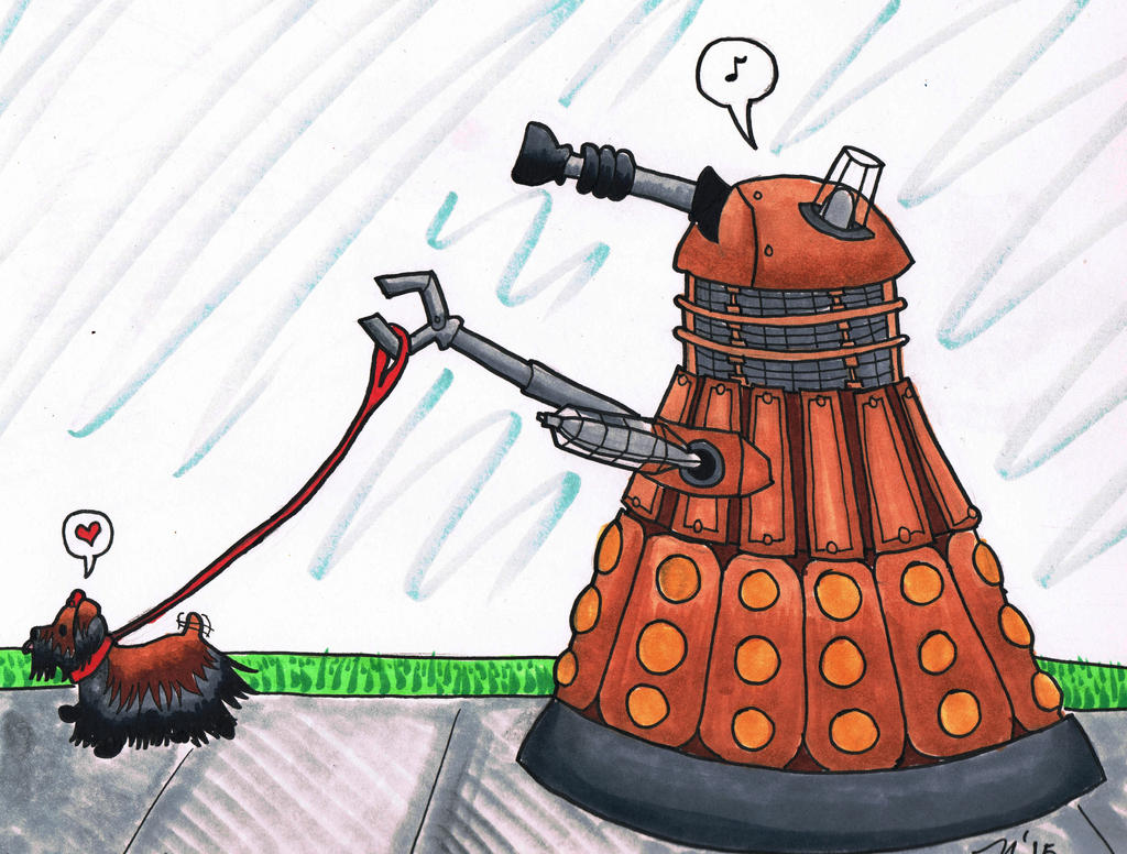 Just Dalek Things by magefeathers