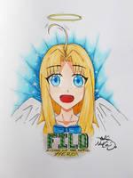 Filo Portrait | The Rising of the Shield Hero by NatCanDo