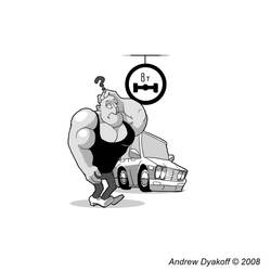 Body-Building2 by AndrewDyakoff