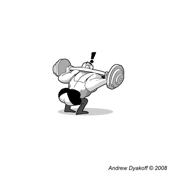 Body-Building6 by AndrewDyakoff