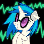 Vinyl Scratch - Welcome to the WUB!