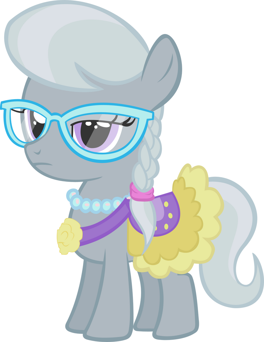 Silver Spoon by TheFlutterKnight
