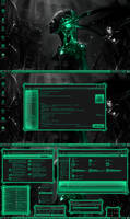 Digital Light Biohazard for Win 10 RS1 by Agelyk