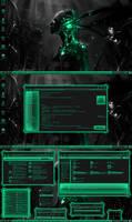 Digital Light Biohazard for Win 10 RS1