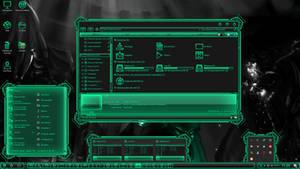 Digital Light Biohazard (v2)