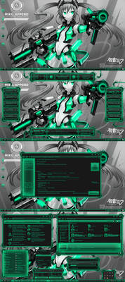 Digital Light  for Win 10 RS1(Updated)