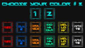 Choose Your Color #3