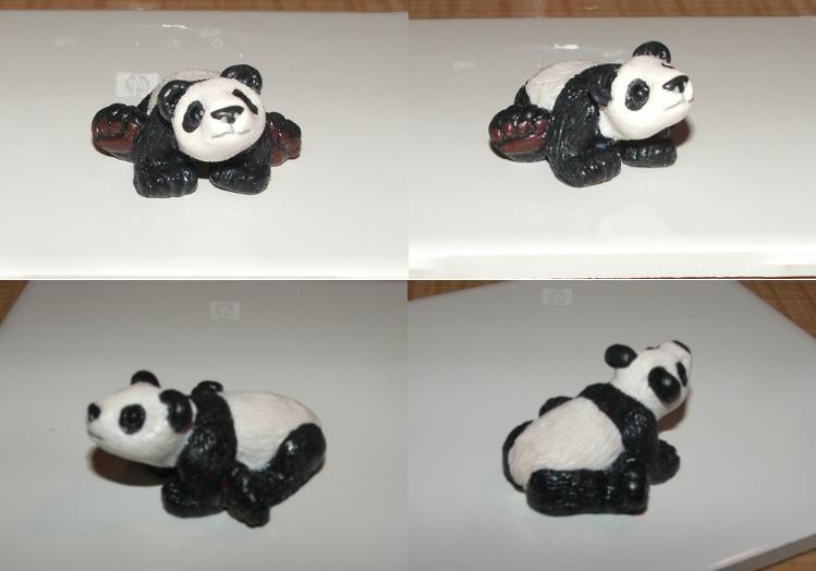 Little Panda by Devaly