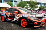 Itasha: Naruto Car 1