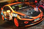 Itasha: Naruto Car 6