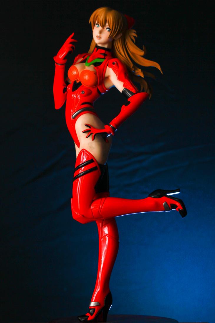 Evangelion - Asuka -2- by beethy on DeviantArt