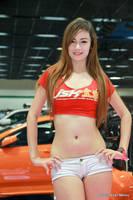 Manila International Auto Show 2013 Kim 001 by eklektik-am