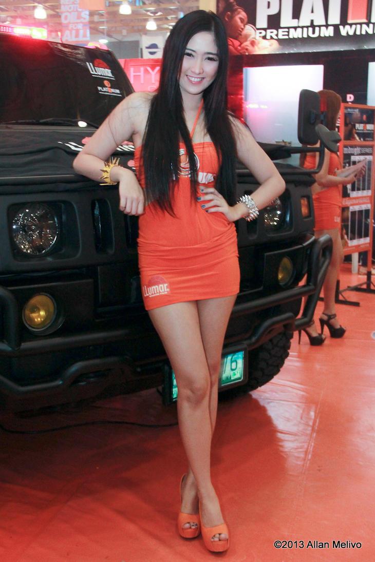 Hot Import Nights Manila 2013 Models