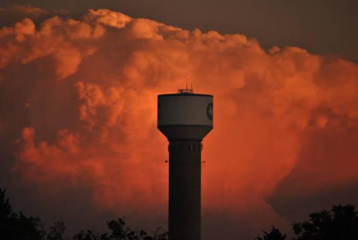 Tornado producing storm 10/24/2010 #5