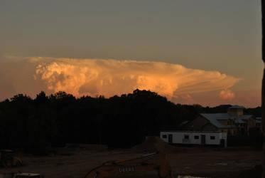 Tornado producing storm 10/24/2010 #6