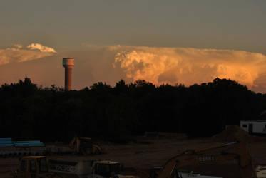 Tornado producing storm 10/24/2010 #7