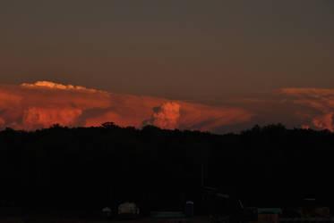 Tornado producing storm 10/24/2010 #8