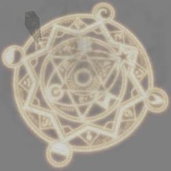 Titans summon circle