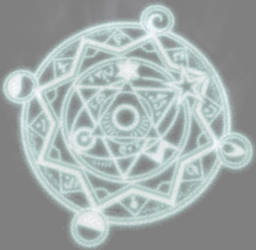 Ramuh summon circle