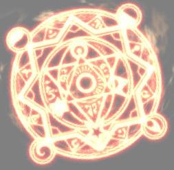 Ifrit's summon circle