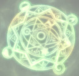 Garuda's summon circle